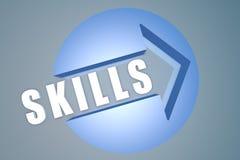 Skills Stock Image