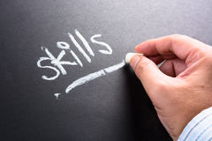 Skills Royalty Free Stock Images