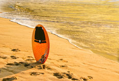 Skim Board Stock Photos