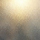 Skimra guld försilvrar abstrakt bakgrund för övergången Defocused glimma textur royaltyfria bilder