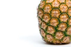 Skin ananas Royalty Free Stock Photos