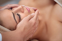 Skin and body care. Stock Photos