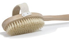 Skin Brush Royalty Free Stock Photography