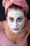 Skin care 1 Royalty Free Stock Photo