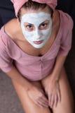 Skin care 3 Stock Photos