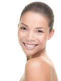 Skin care beauty face Royalty Free Stock Images