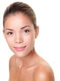 Skin care beauty woman Stock Image