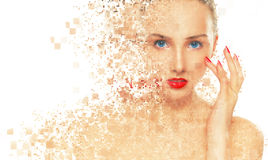 Skin care Royalty Free Stock Photos