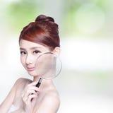 Skin Care Concept Stock Image