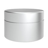 Skin care cosmetic container packages Stock Photos
