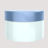 Skin care cosmetic container packages Stock Photo