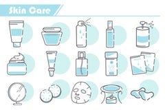 Skin Care Icon vector illustration