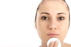 Skin care III Royalty Free Stock Image