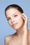 Skin care. Royalty Free Stock Photography