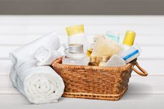 Skin care product Royalty Free Stock Photos