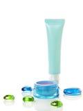 Skin care produkts Royalty Free Stock Photo