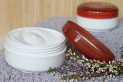 Skin cream Royalty Free Stock Photo
