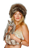 Skin, hair and fur Royalty Free Stock Images