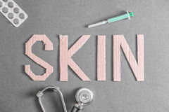 Skin health Stock Photography