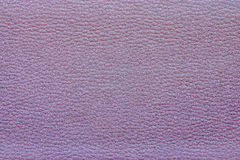 Skin and imitation leather of lilac color Stock Photo