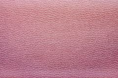 Skin and imitation leather of pink color Royalty Free Stock Photography