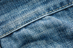 Skin of jeans Stock Images