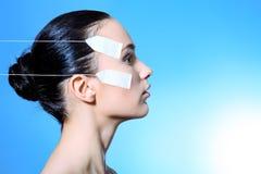 Skin juvenation Royalty Free Stock Photo
