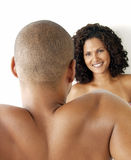 Skin and love. Royalty Free Stock Photos