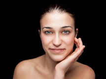Skin perfection Stock Photography