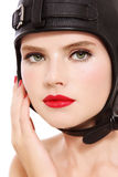 Skin protection Royalty Free Stock Image