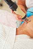 Skin rejuvenation Stock Photo