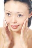 Skin sponge Royalty Free Stock Photo