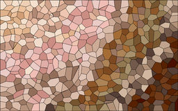 Skin Tone Mosaic Royalty Free Stock Image