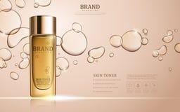 Skin toner ads template
