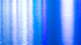 Skinande blå texturerad bakgrund arkivbild