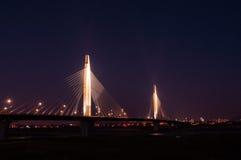 Skinande bro Royaltyfri Fotografi