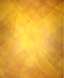 Skinande guld- lyxig bakgrund för abstrakt triangelmodell Arkivfoto