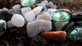 Skinande marmor arkivfoton