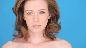 Skincare和个人卫生 股票录像