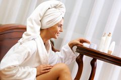 Skincare Royalty Free Stock Image