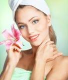 Skincare Royaltyfria Bilder