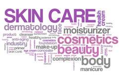 Skincare Arkivbild