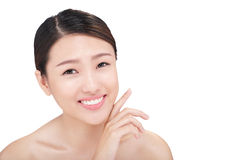 Skincare and beauty Stock Photos