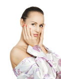 Skincare concept Stock Photography