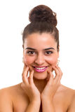 Skincare concept Stock Images