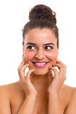 Skincare concept Royalty Free Stock Images