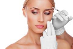 Skincare do conceito Imagem de Stock Royalty Free