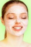Skincare dolce. Immagini Stock
