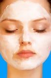 Skincare doux. Photo libre de droits