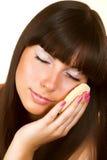 Skincare doux Image libre de droits